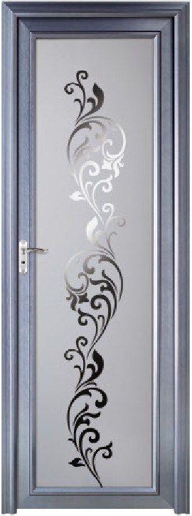 Puertas De Aluminio Para Baño Interior:Puerta de aluminio del cuarto de baño (BCR-A-3110) – Puerta de