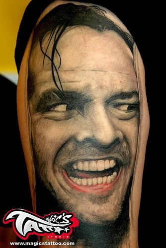 Pin by jeff on the shining tattoos pinterest tattoo for Tattoo cork ink