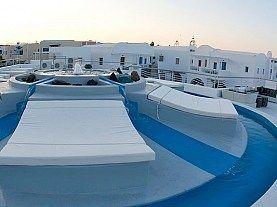Charter Santorini - Hotel La Mer Deluxe 5*