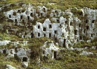 Necropolis of Pantalica, Sicily