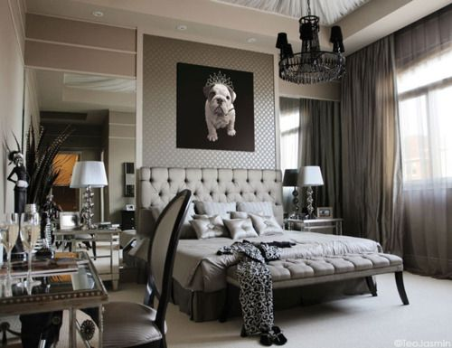 Pam Pelletari - somehow I think this could b your bedroom!!