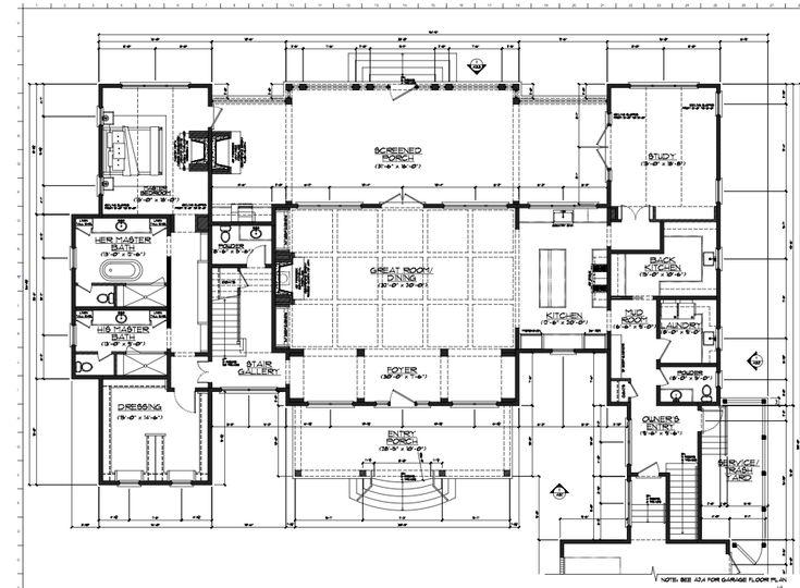 88 Best Plans Images On Pinterest Home Plans