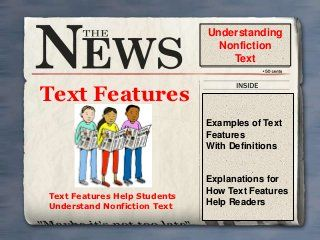 Text features powerpoint                                                                                                                                                                                 More