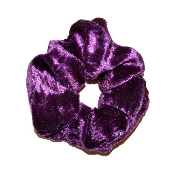 Scrunchie in Purple Lovers + Friends wh0Pe