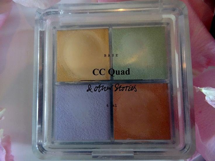 Der CC Quad - für jede Unebenheit das richtige Helferlein http://fasheria.com/spring-essentials/