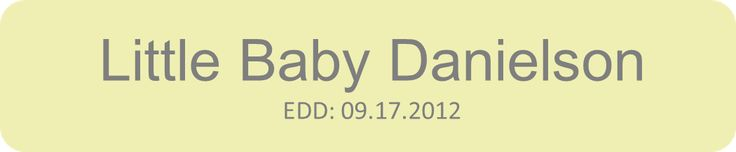 @Jenny Smith ... you should check this out!    months 1 and 2 baby necessities