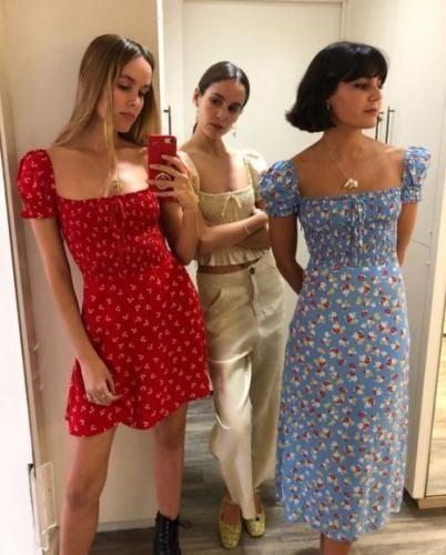 Trend Alert: Heart-warming Summer Dresses! – Hair Tutorials