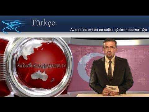 Avrupa'da erken cinsellik eğitim mecburluğu | Türkçe | kla.tv