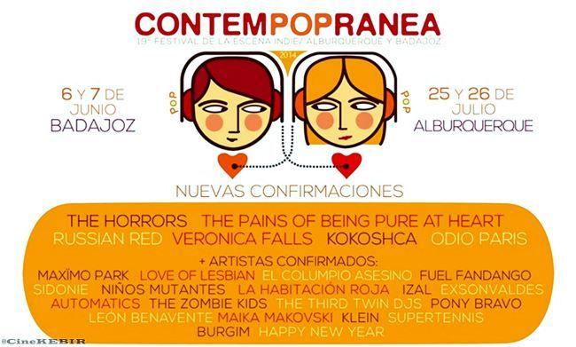 19º Festival de la Escena Indie / Badajoz y Alburquerque