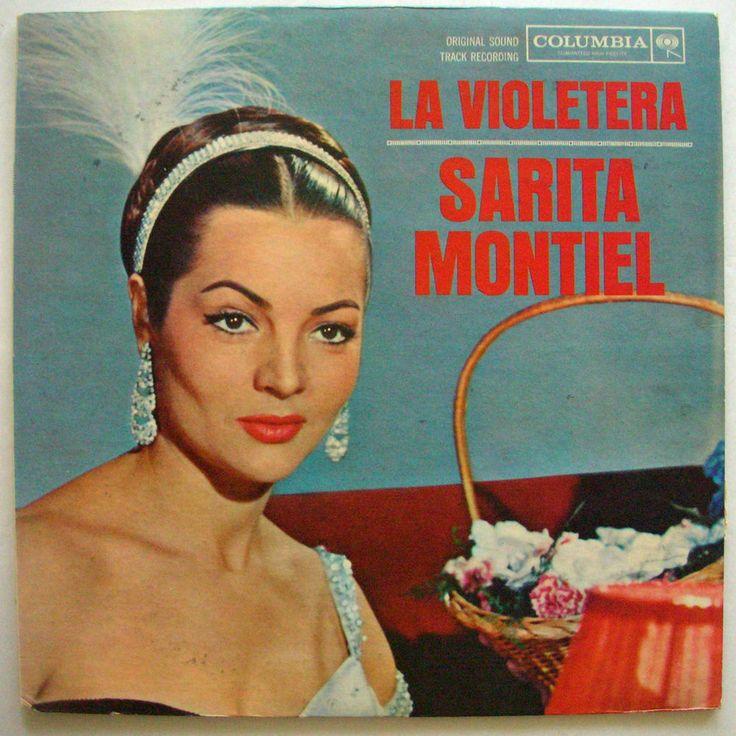 SARITA MONTIEL LA VIOLETERA  #LatinPop