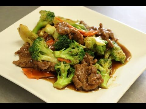▶ How to Cook Beef With Broccoli - Authentic Family Meals - Circulon Presents Martin Yan - YouTube