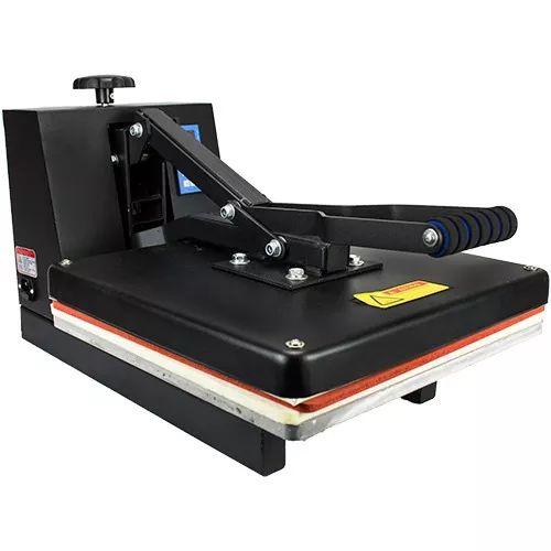 prensa termica plana sublimação e transfer 38 x 38 cm