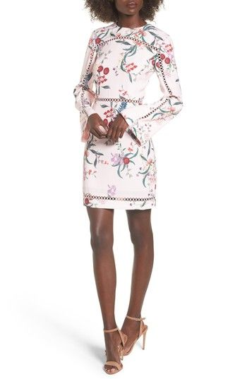 Free shipping and returns on Keepsake the Label Indulge Floral Sheath Dress at Nordstrom.com. You know what you love, and if fresh flowers are on that list it's a good bet you'll be down for this vintage-print crepe sheath.