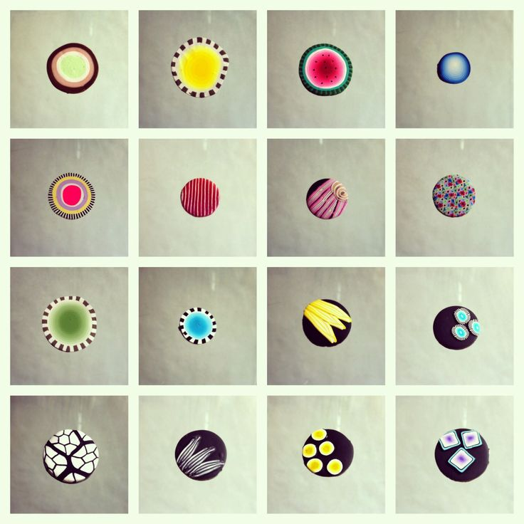 Funky looking Brooches for Hijabs