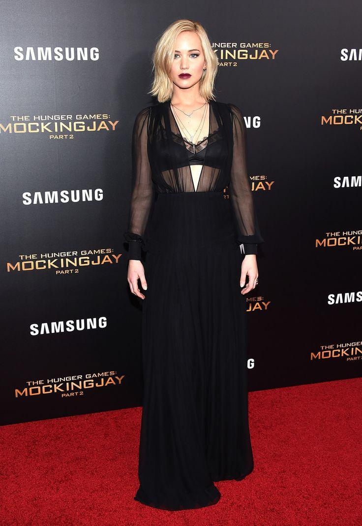 Moda: os melhores looks de Jennifer Lawrence na passadeira vermelha