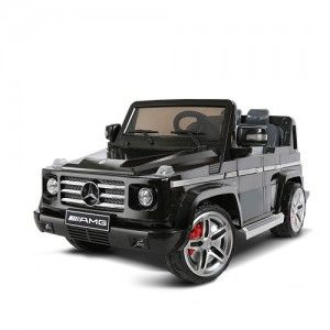 12V Childs Electric Car Mercedes-Benz Licensed With Battery Remote Controls