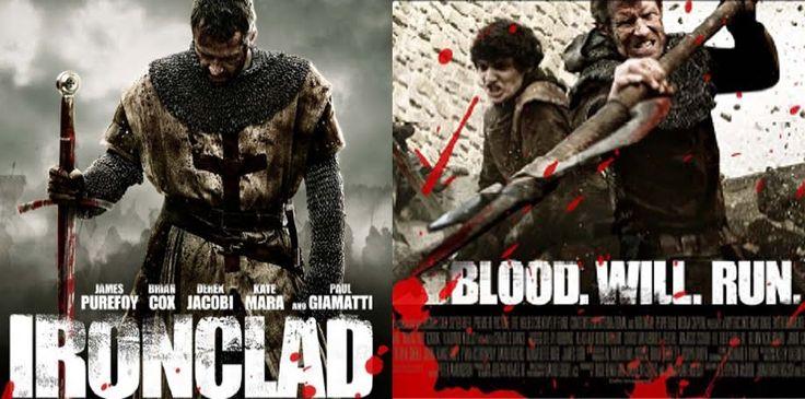 FilmRecensies.TV: ACTIE Iron Clad(2011): 'Gruwelijke verdediging van het kasteel'   HD trailer