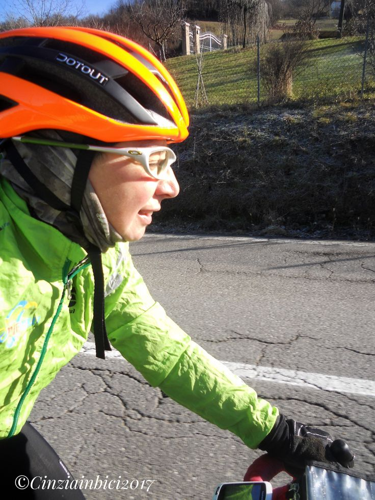 Me on bicycle