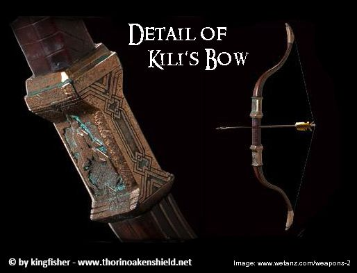 Kili and His Weapons – Deadly At Every Range   Heirs of Durin