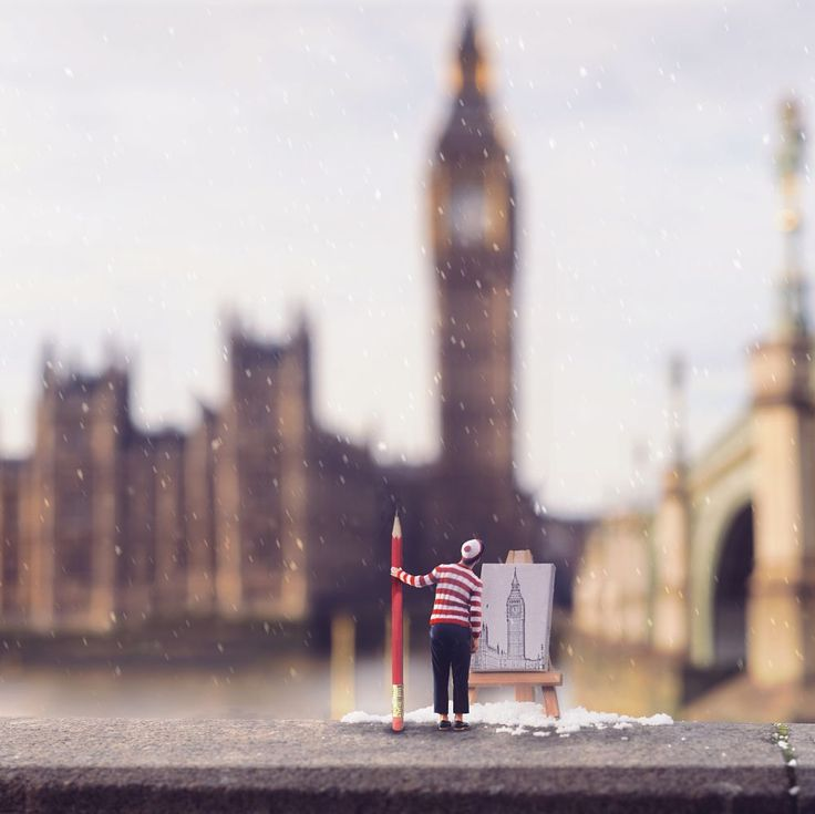 Finding Little Moments by Joel Robison