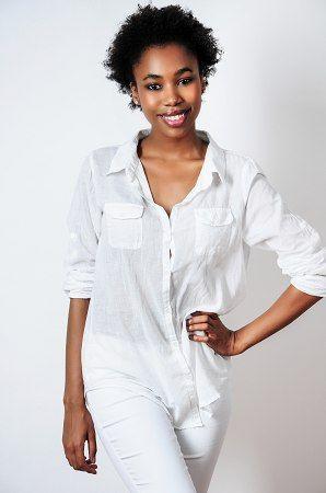 My Booker Management Agency - Zizipho Mfiki - model and talent portfolios