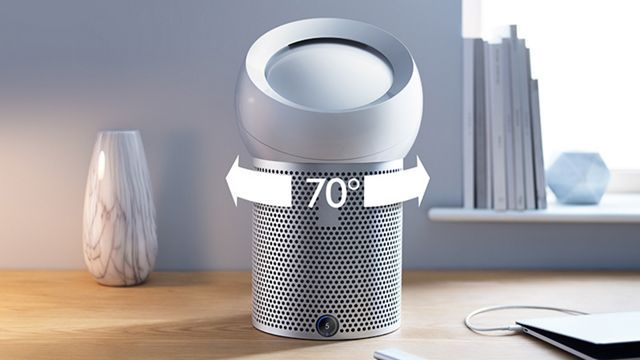 Pure Cool Me Bp01 Personal Purifying Fan Pure Products Air Purifier Personal Air Purifier