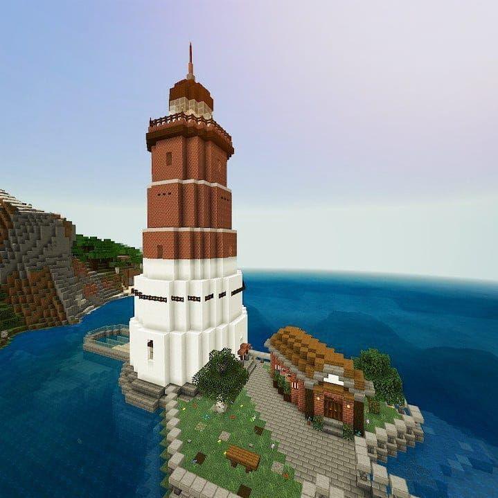 Yumar Instagram Lighthouse 灯台を作りました 灯台の