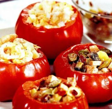 Холодные овощные салаты