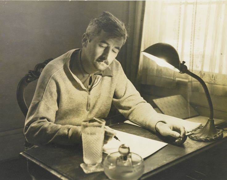 william faulkners novel the unvanquished essay John shared this similar plight throughout the novel  faulkner, william william faulkner: essays,  the place of the unvanquished in william faulkner's.