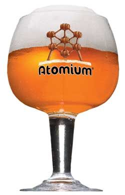 Atomium Premier Grand Cru - is one of the only beers in the world brewed with 6 grains!  Barley, spelt, maize, wheat, buckwheat and rye all combine to give Atomium PGC its unique and delicous flavor...malty, Belgian goodness!!!