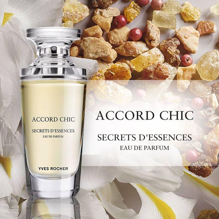 Accord Chic, la fragancia perfecta para atraer miradas y volverte #irresistible.