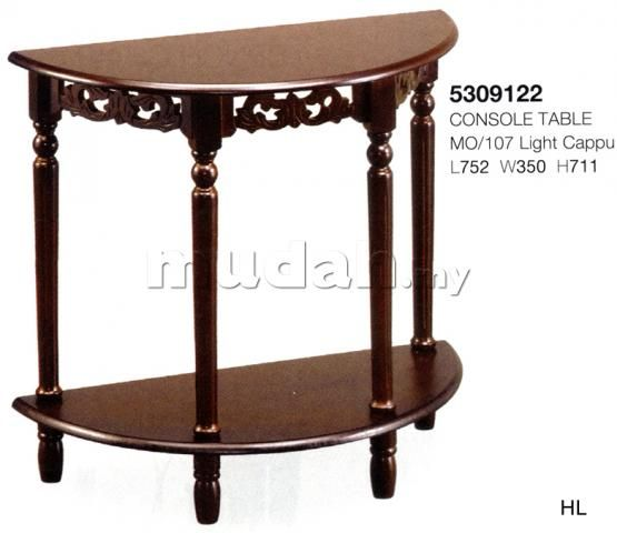 9 best half moon tables images on pinterest console for Affordable furniture kuala lumpur
