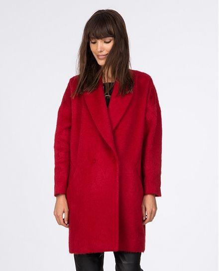 Manteau long | Blousons et manteaux | Comptoir des Cotonniers