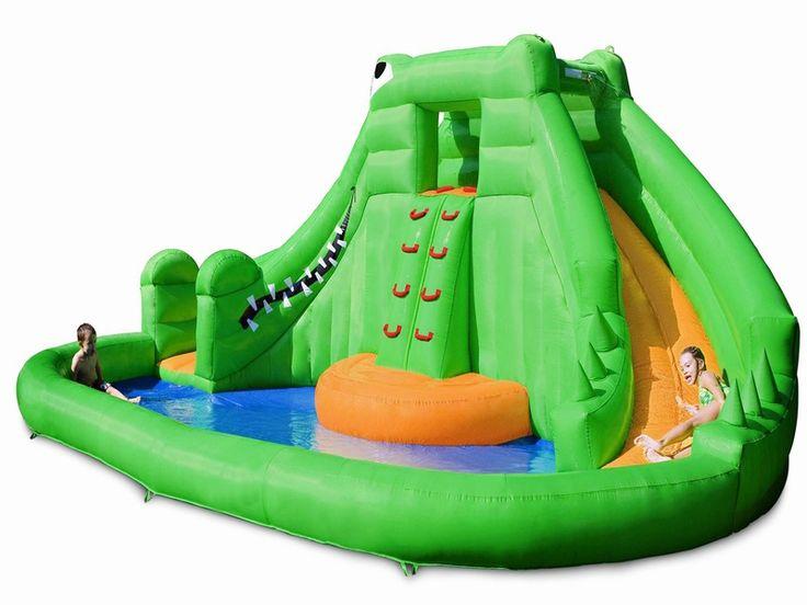 Backyard Inflatable Water Slides Australia