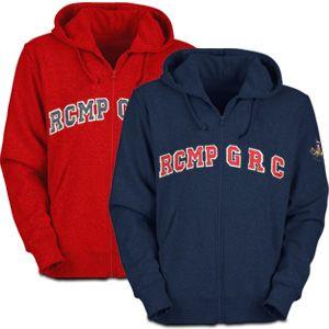 $34.99 RCMP-GRC Zip Hoodie