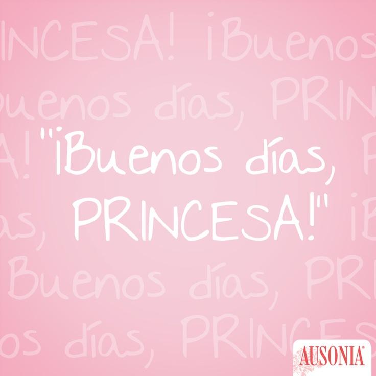 Buenos Dias Princesa Frases BuenosDias   GoodNight  on PinteresBuenos Dias Princesa Frases