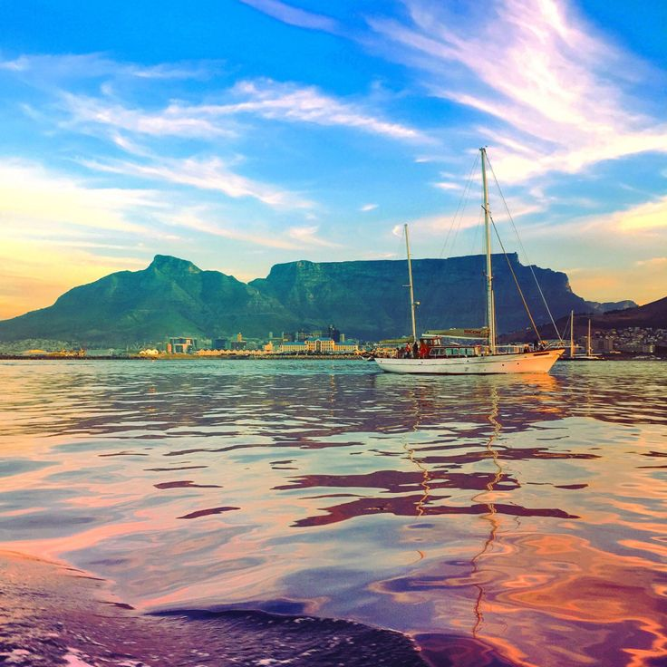 cape-town-sunset cruise