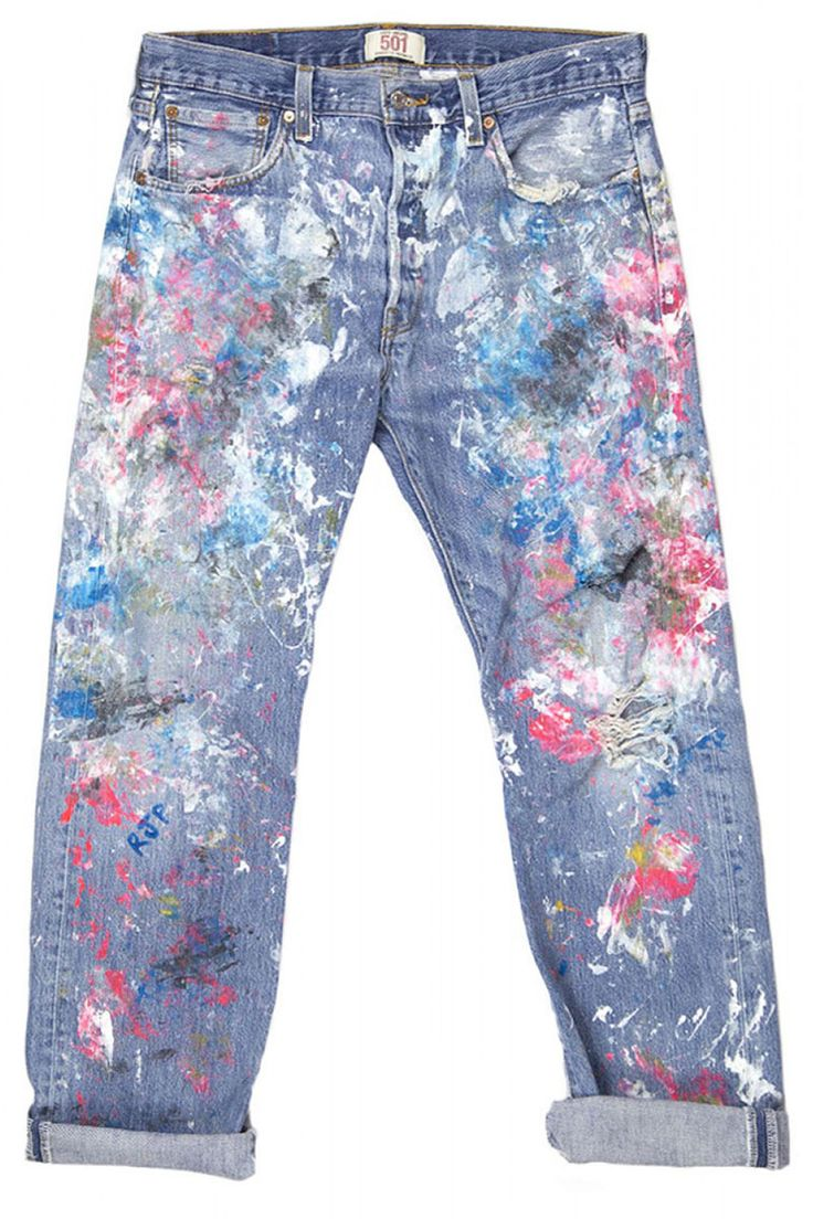 From Harpers Bazzar....THis is what you should be doing to your Denim.....:)