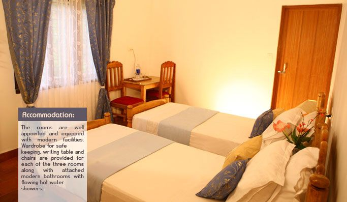 Comfortable Stay at Periyar near the Tiger Reserve