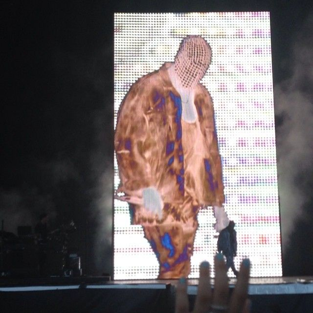 Kanye West Covers Drake Songs During Wireless Festival Set (Video)