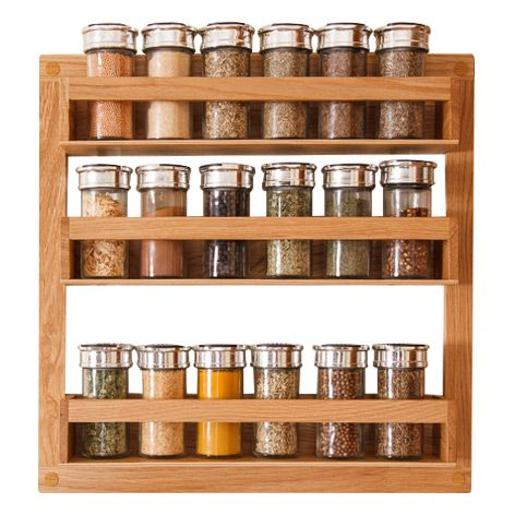 best spice racks for kitchen cabinets 8 best solid wood kitchen accessories images on 12216