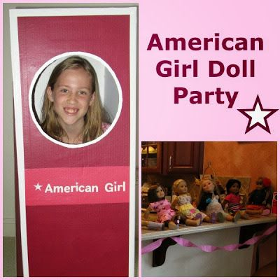 CONTROLLING Craziness: American Girl Birthday Party