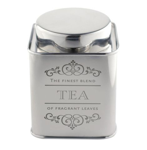 Heritage Tea Canister