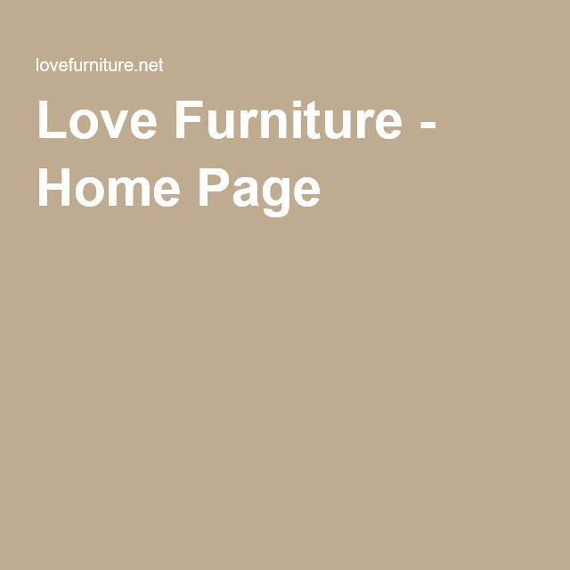 Love Furniture - Home Page