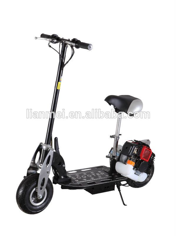 pull start scooter petrol gas scooter 49CC engine