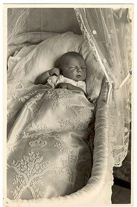 Prinses Irene Emma Elisabeth, geboren 5 augustus 1939