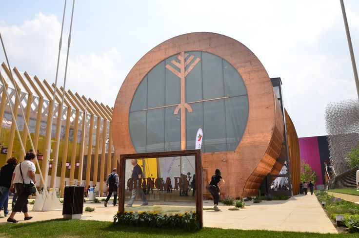 From The Purest Sources #Hungary Pavilion #EXPO2015