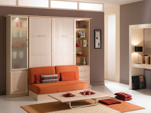 beds that fold away into the wall - Google Search