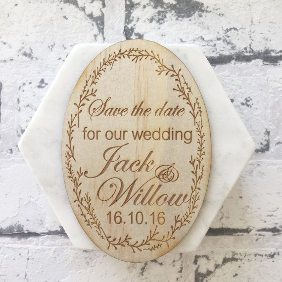 Save the date Rustic Wedding Invite: by CreatingMonkies on Etsy