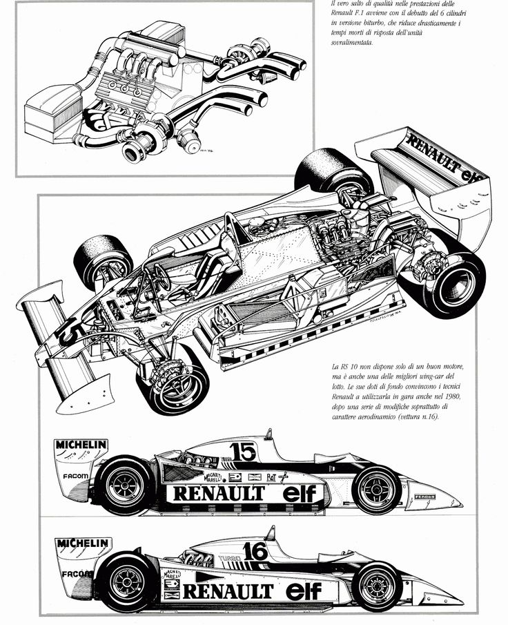 462 Best Images About Cutaway Automotive